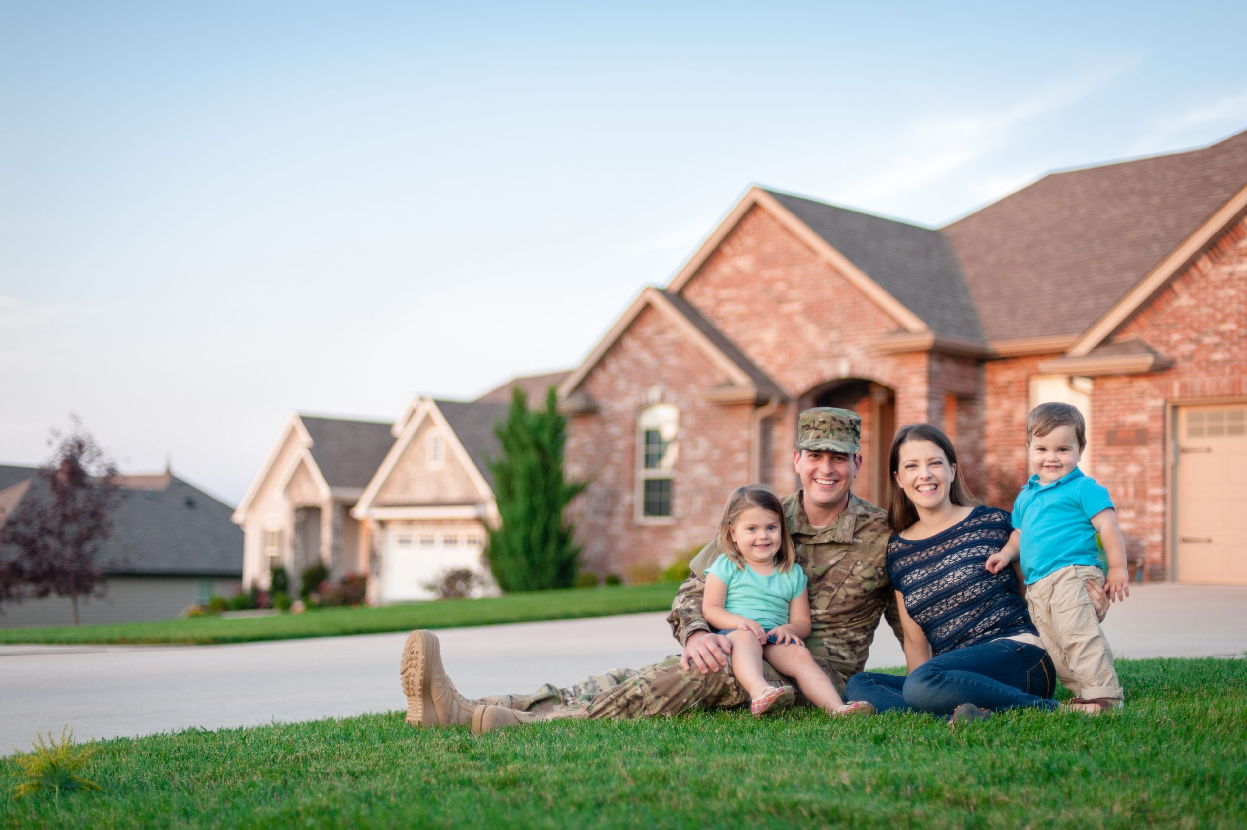 Veterans United VA Loan Condo